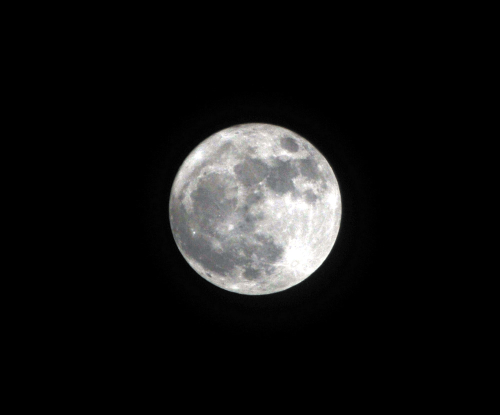 full måne