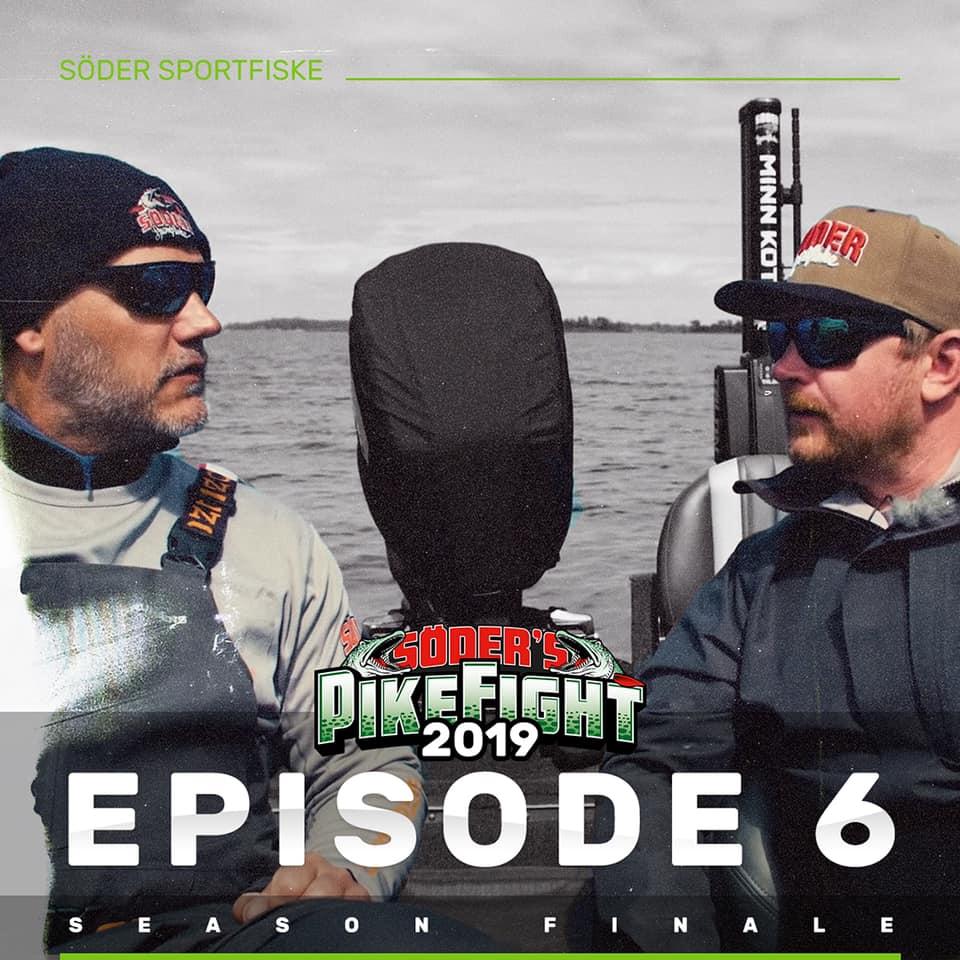 Pike Fight 2019. Finalen!
