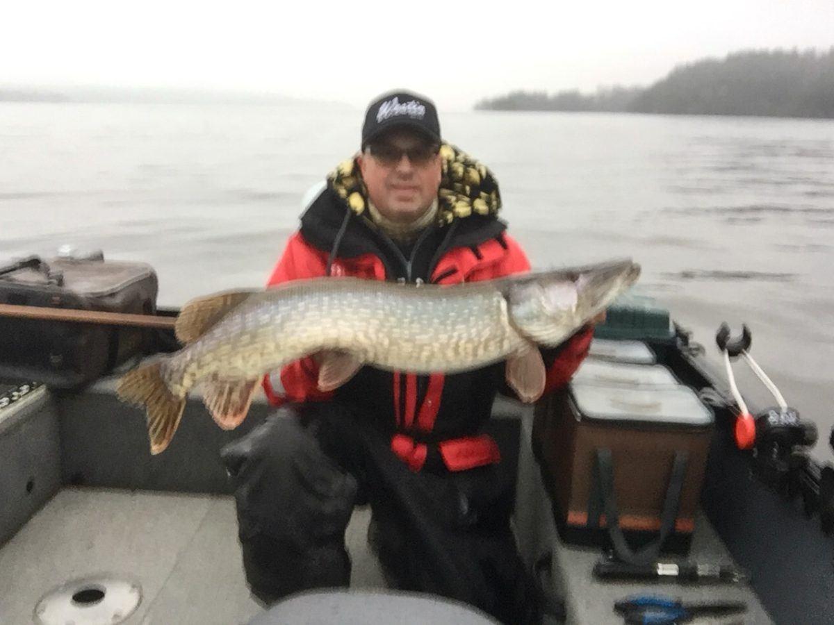 Ny fisk fra Petter