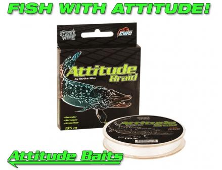 attitude braid line sene