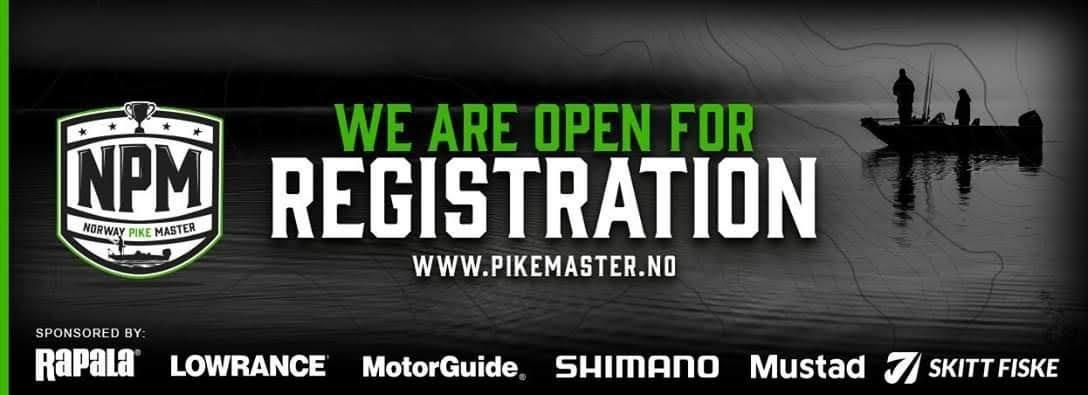 Registering til Norway Pikemaster