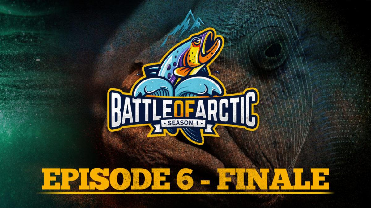 Battle of Arctic. Finalen!