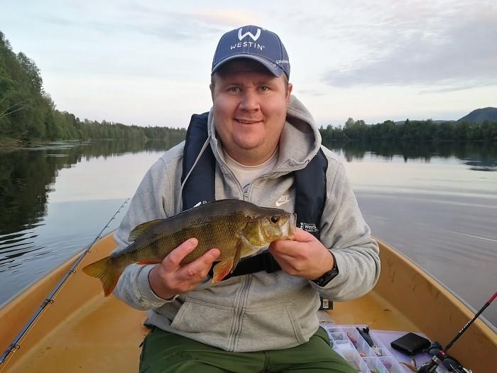 Fisk nummer tre fra Marius Tøråsen