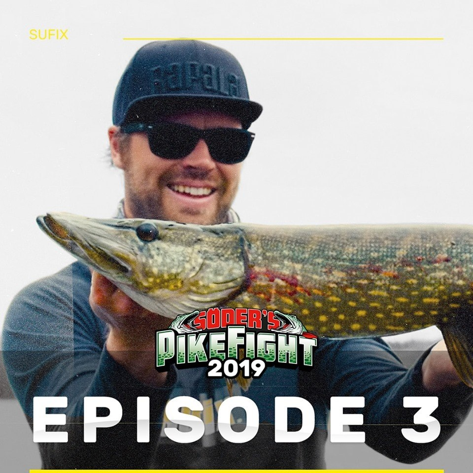 Pike Fight 2019 ep 3!