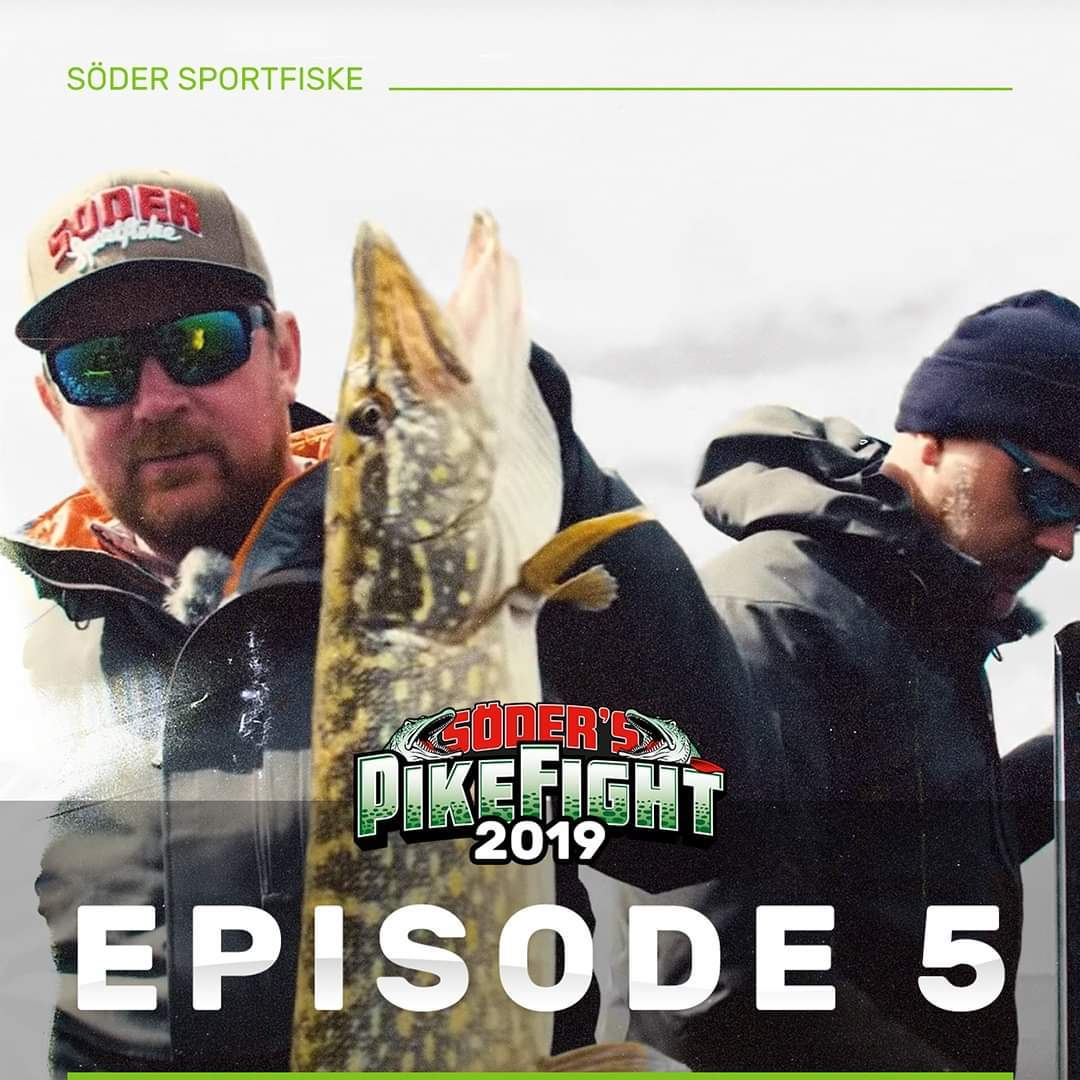 Pike Fight 2019 ep 5
