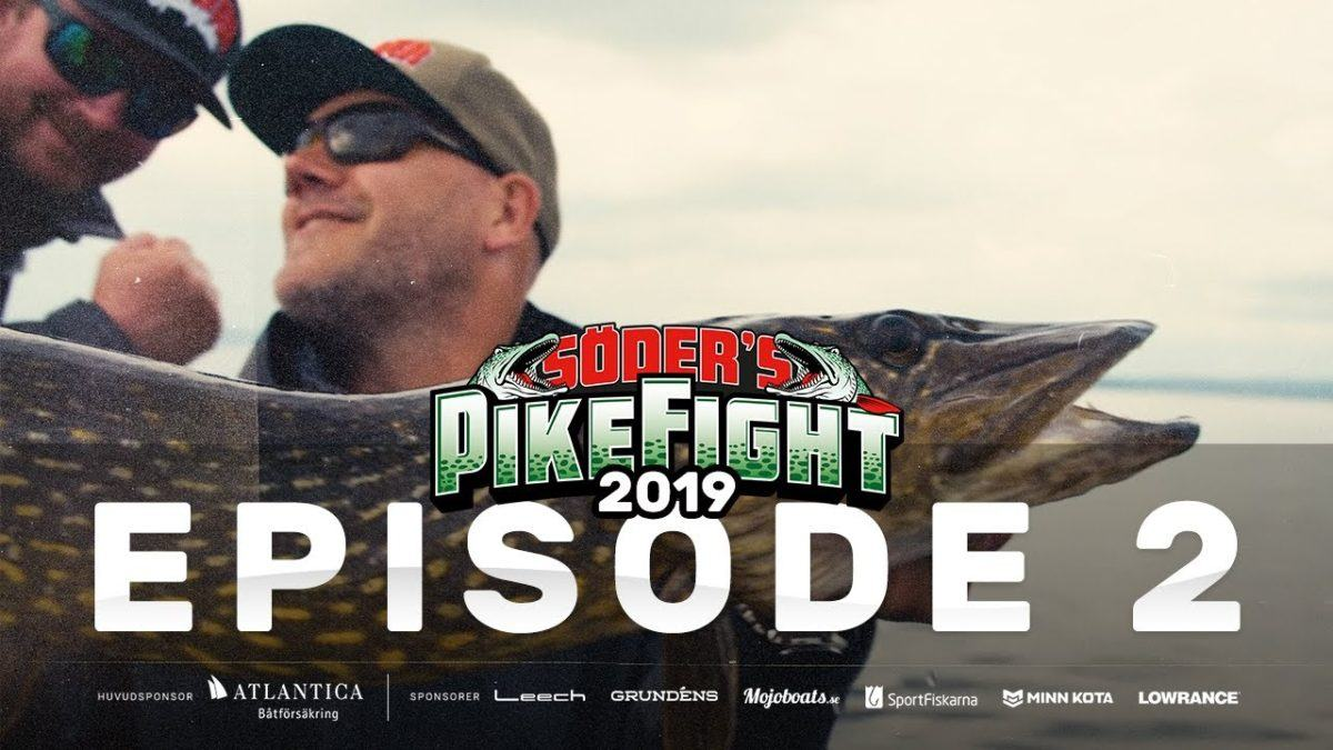 Pike Fight 2019 ep 2.