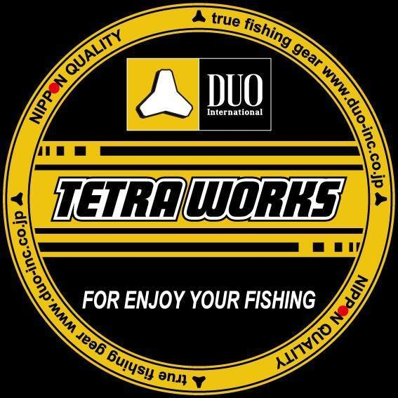 Tetra Works TOTO FAT 35S  (new lure 2020)