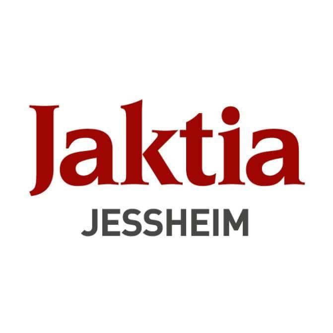 På veg inn til Jaktia Jessheim.