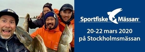 Inspirerande föreläsningar börjar bli klara till Specialfisketorget