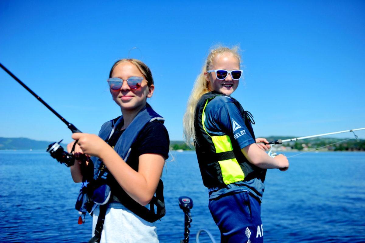 Hvor er Sportsfiske-Norge på veg ?
