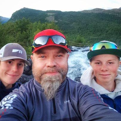 Ørretfiske i Bøverdalen. (video)