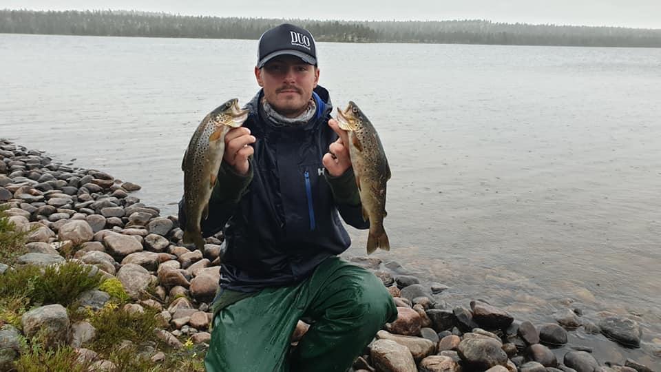 Fiske i Alvdal.