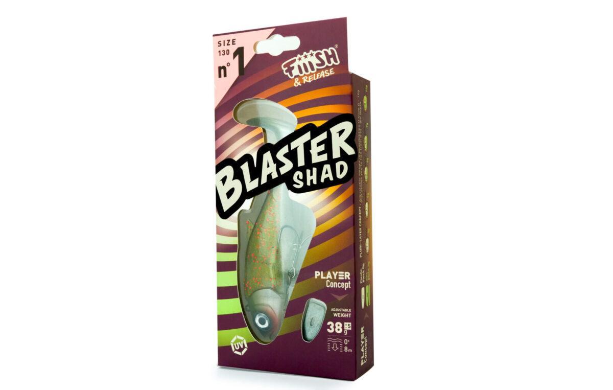 Blaster Shad.